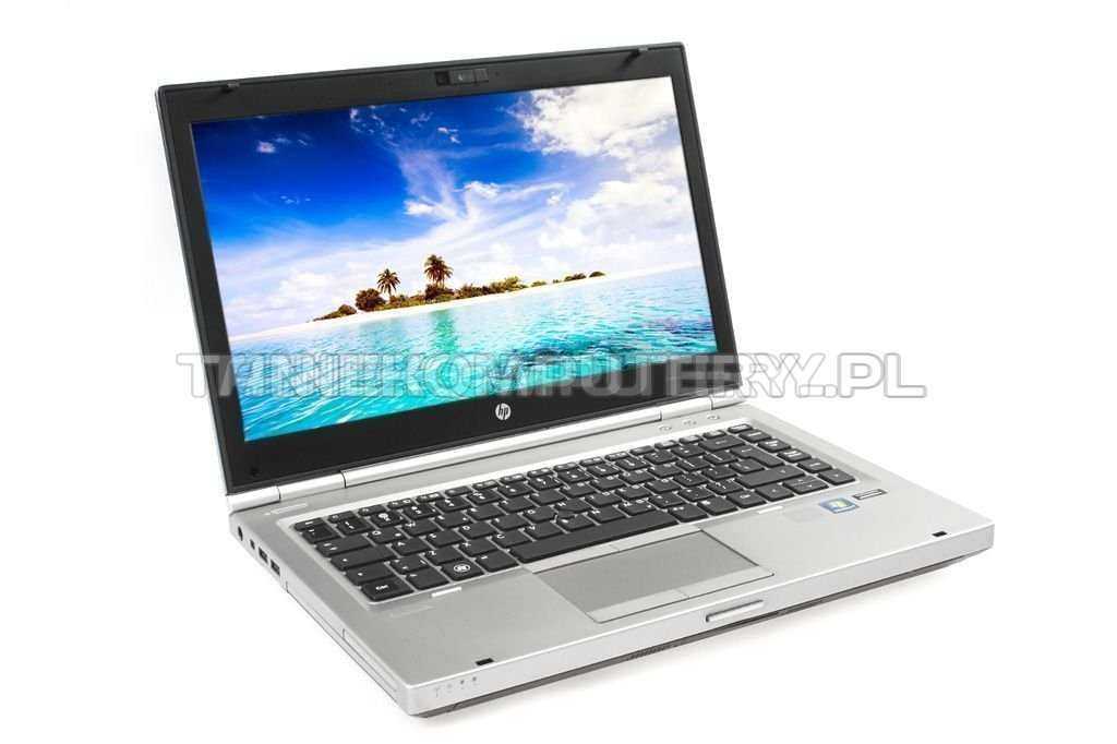 HP eliteBook 8470p - laptop na komunię