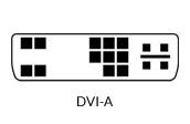 złącze DVI-A