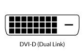 Złącze DVI-D Dual Link