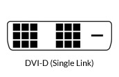 Złącze DVI-D Single Link