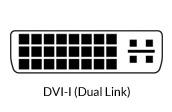 Złącze DVI-I Dual Link