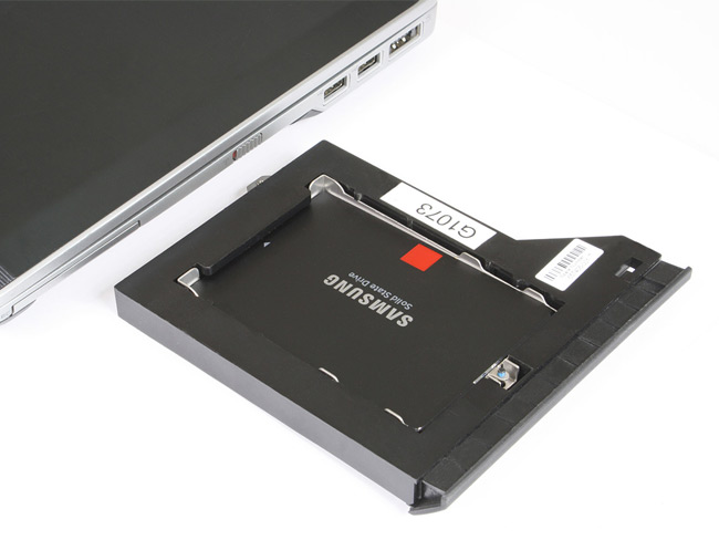 Dysk SSD w kieszeni