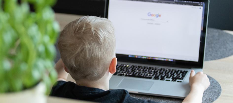 Laptop dla dziecka na komunię